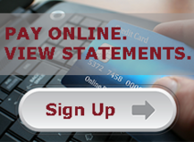 online bill pay, statement, pay online