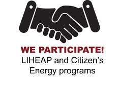 LIHEAP and Citizen's Energy fuel assistance programs