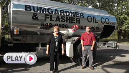 Bumgardner Flasher Oil, Brad Bumgardner, Darlene Bumgardner, Huntingdon County oil